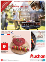 Optimisation du catalogue Auchan du 10/07/2019 au 16/07/2019